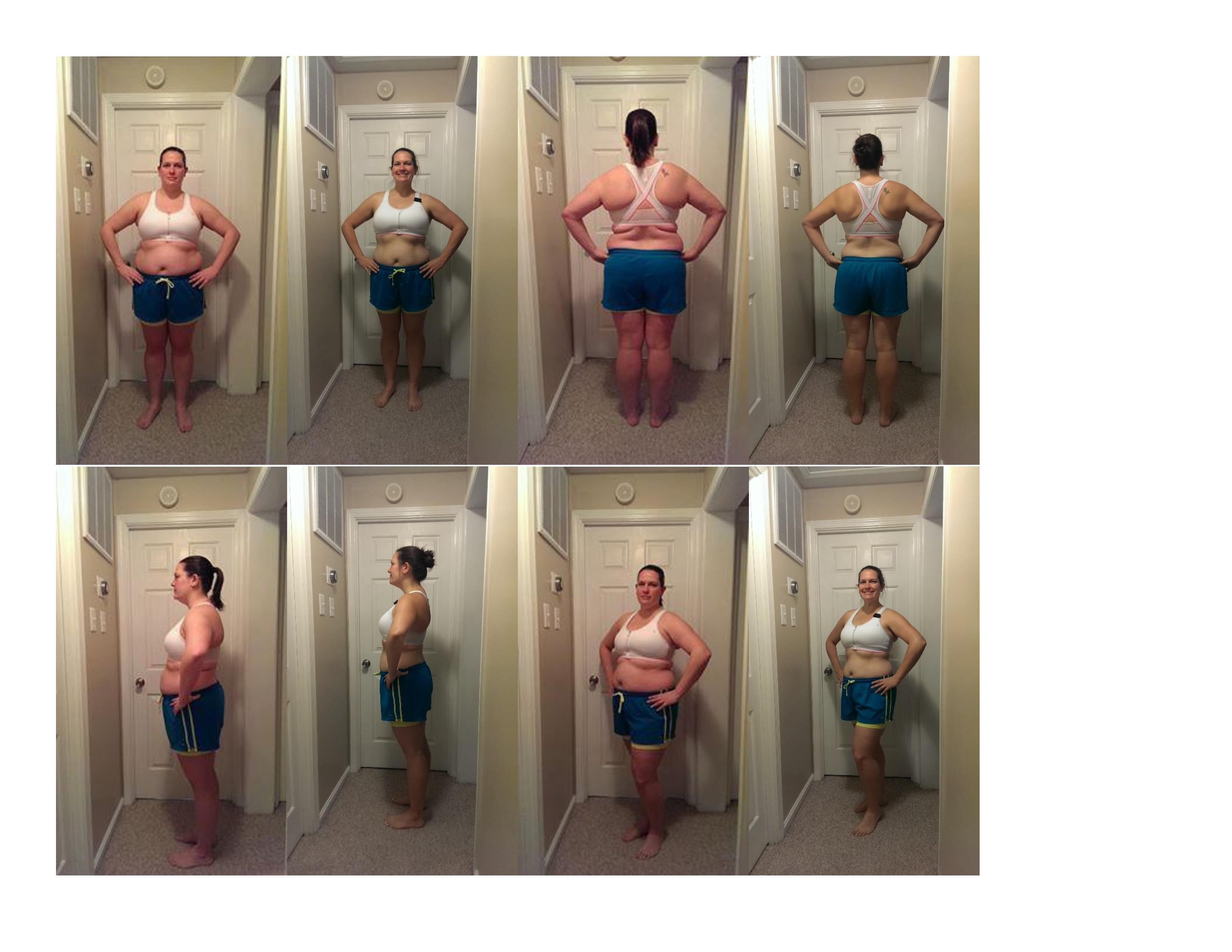 ... 24.5 inches and 29.7 pounds with 21 Day Fix and Focus T25 Beta/Alpha